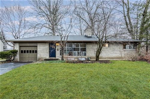 Photo of 2768 BAUR Drive, Indianapolis, IN 46220 (MLS # 21760343)