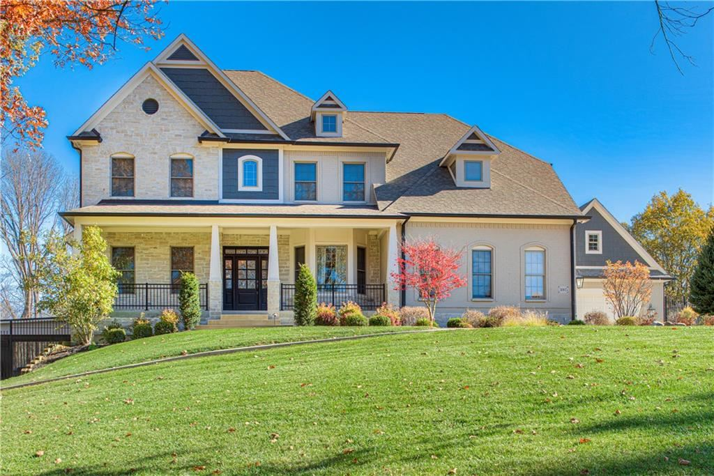 Photo of 3005 South 875 E, Zionsville, IN 46077 (MLS # 21745343)