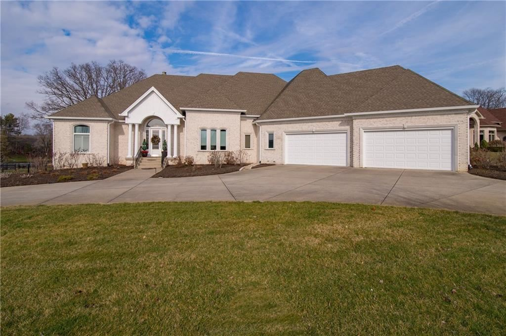 1761 Eagle Trace Drive, Greenwood, IN 46143 - #: 21694344