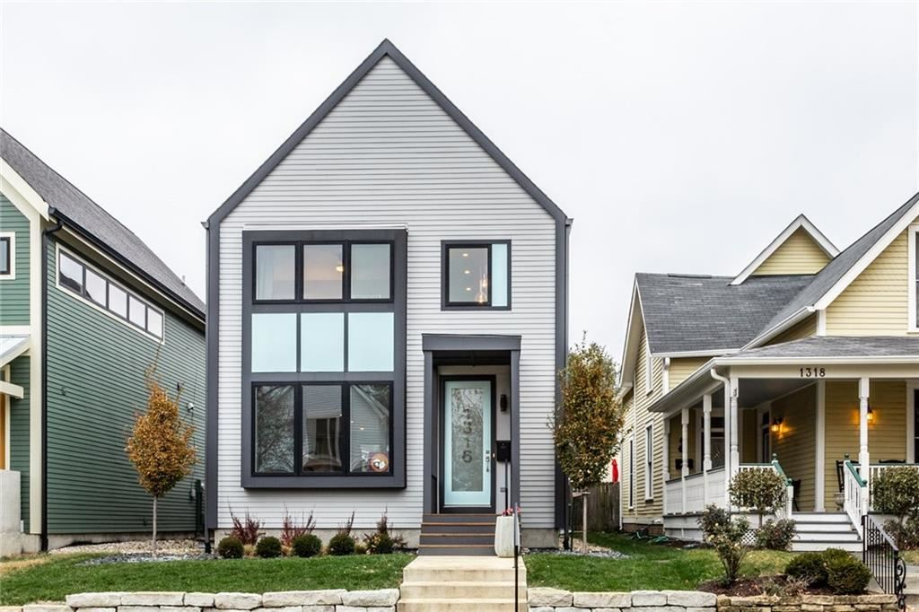 1316 Marlowe Avenue, Indianapolis, IN 46202 - #: 21712344