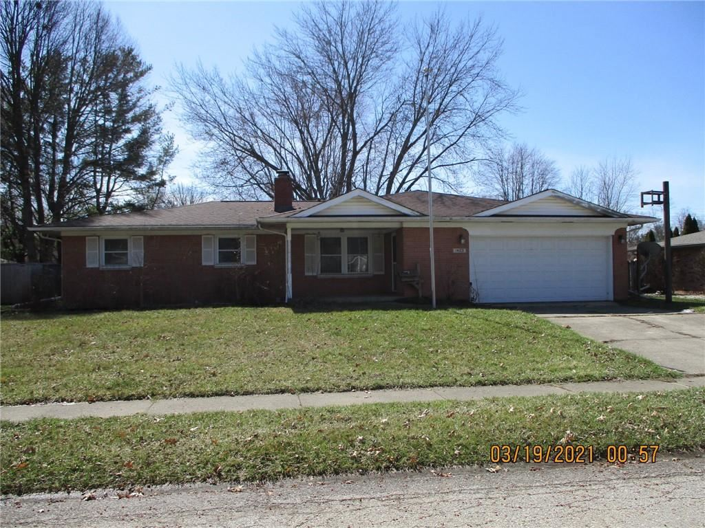 Photo of 1403 Dallas Drive, Plainfield, IN 46168 (MLS # 21773344)