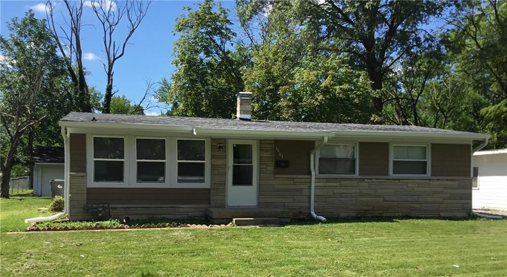 5863 East 44th Street, Indianapolis, IN 46226 - #: 21730345