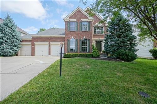 Photo of 11945 Bird Key Boulevard, Fishers, IN 46038 (MLS # 21731346)