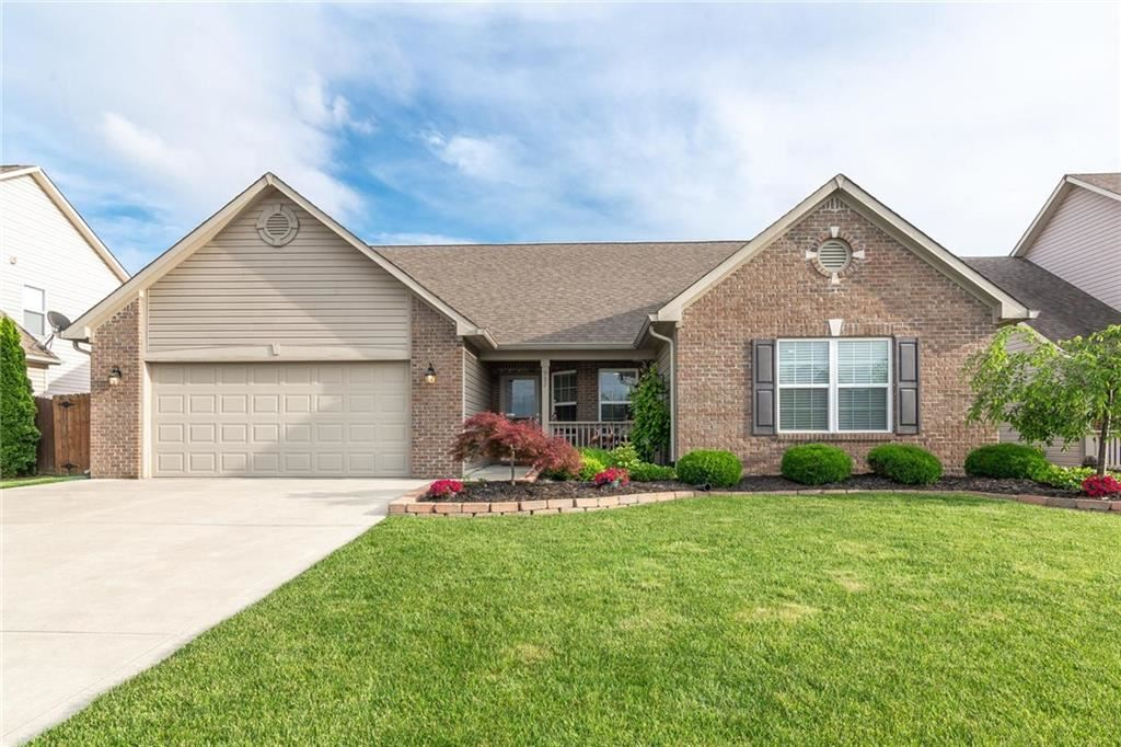 997 Foxtail Drive, Franklin, IN 46131 - #: 21641346
