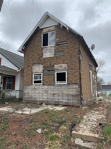 Photo of 1814 New Street, Indianapolis, IN 46203 (MLS # 21703347)