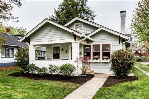 Photo of 5310 North College Avenue, Indianapolis, IN 46220 (MLS # 21779347)