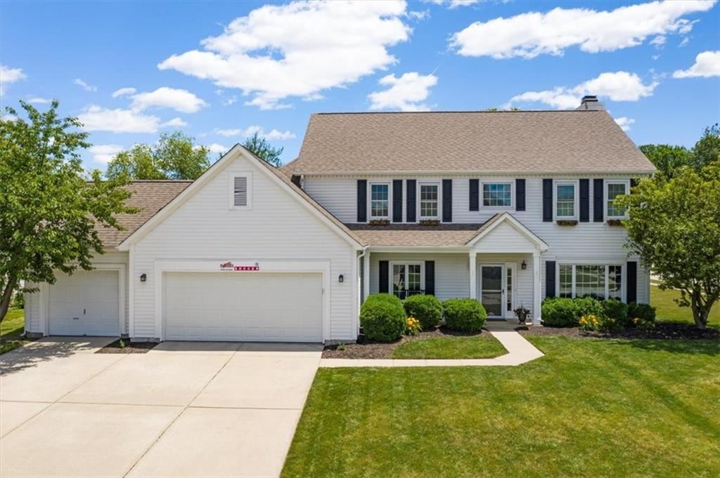 10863 PARROT Court, Fishers, IN 46037 - MLS#: 21802347