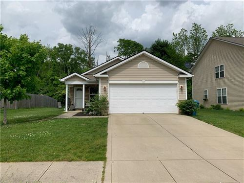 Photo of 4391 Round Lake Bend, Indianapolis, IN 46234 (MLS # 21788348)