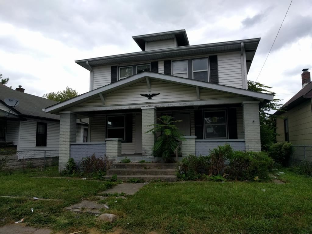 409 North Gladstone Avenue, Indianapolis, IN 46201 - #: 21577348