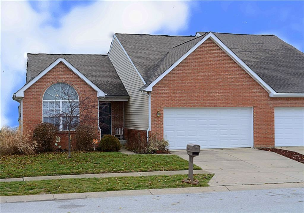 5306 Spring Creek Court, Indianapolis, IN 46254 - #: 21681348
