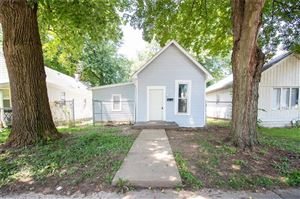 Photo of 418 South Leeds, Indianapolis, IN 46201 (MLS # 21656349)