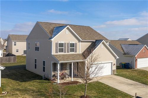 Photo of 12346 Cricket Song Lane, Noblesville, IN 46060 (MLS # 21694349)