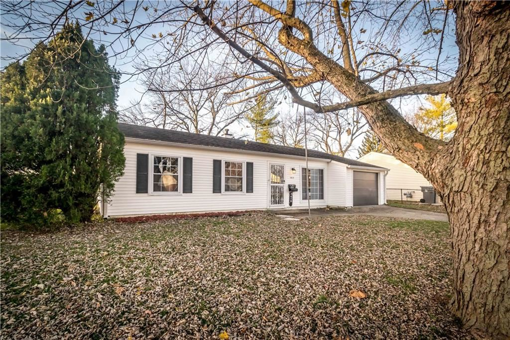 5419 West 35th Street, Indianapolis, IN 46224 - #: 21754349