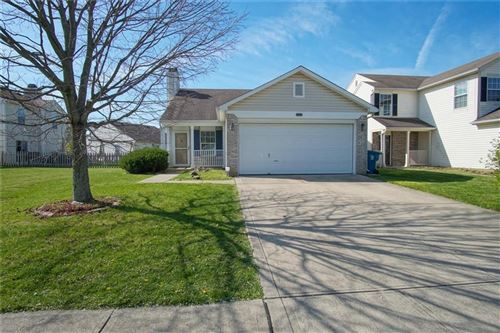 Photo of 12003 TITANIA Circle, Lawrence, IN 46236 (MLS # 21778350)