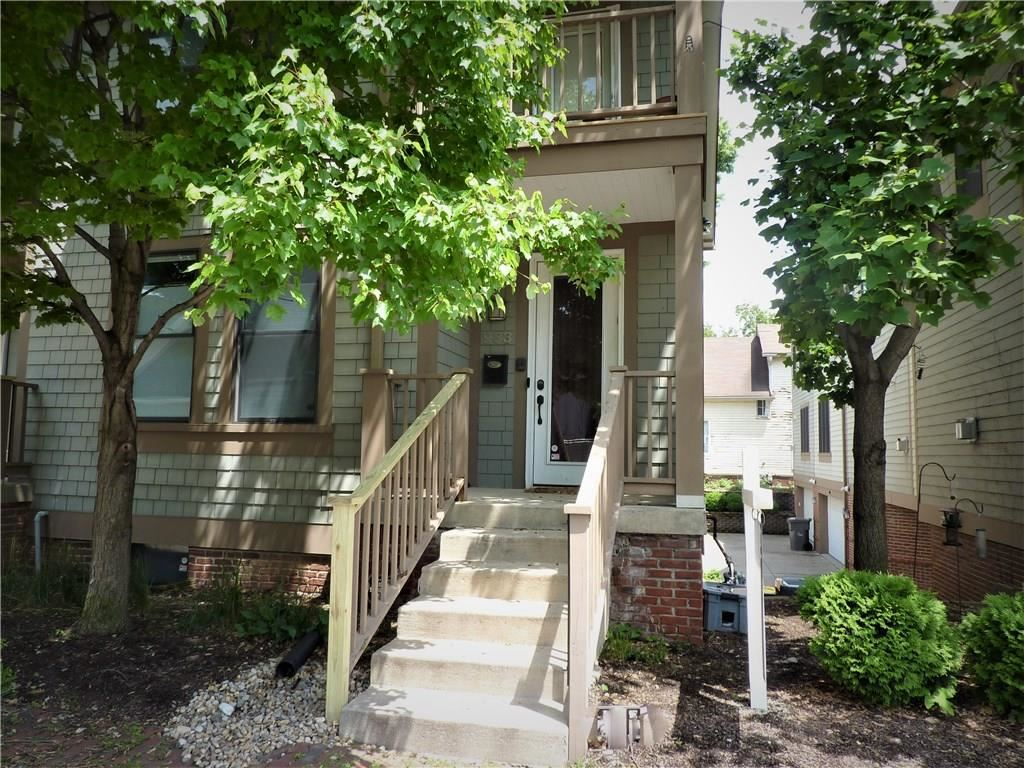 933 HUDSON Street, Indianapolis, IN 46202 - #: 21693350