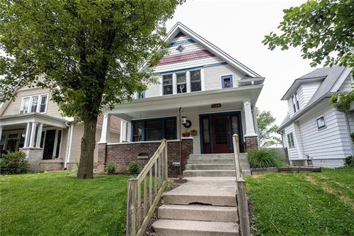 Photo of 1126 North PARKER Avenue, Indianapolis, IN 46201 (MLS # 21788351)