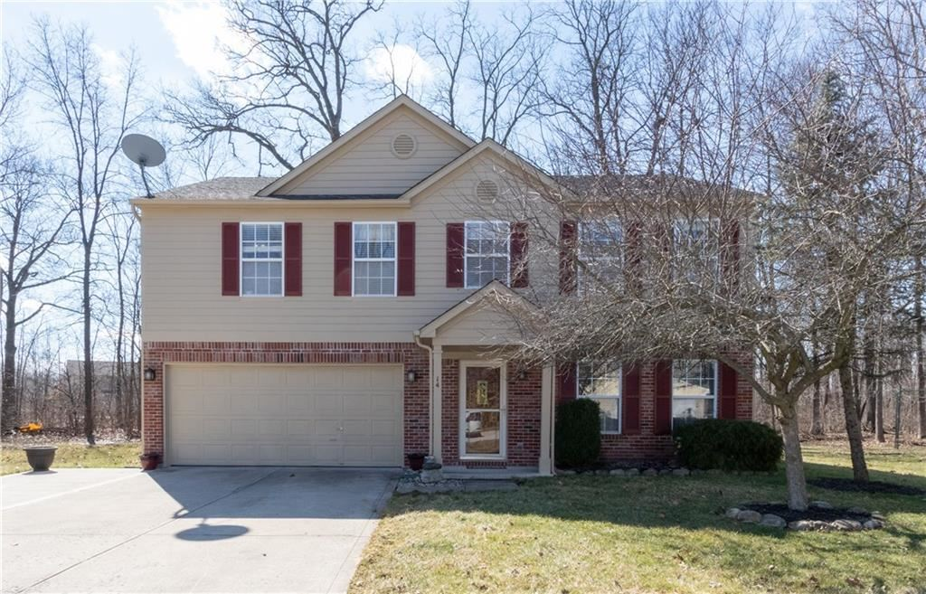14 Lowell Court, Brownsburg, IN 46112 - #: 21698352