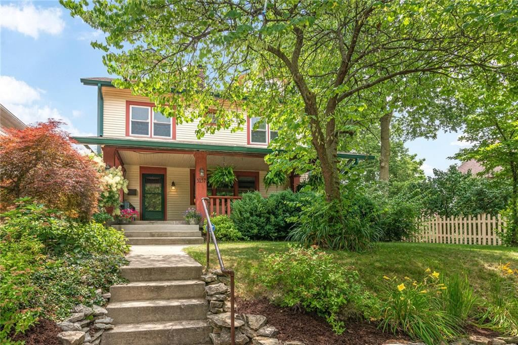 3157 North Delaware Street, Indianapolis, IN 46205 - #: 21716352