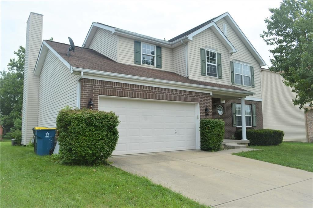 6617 Fountain Springs Boulevard, Indianapolis, IN 46236 - #: 21731352