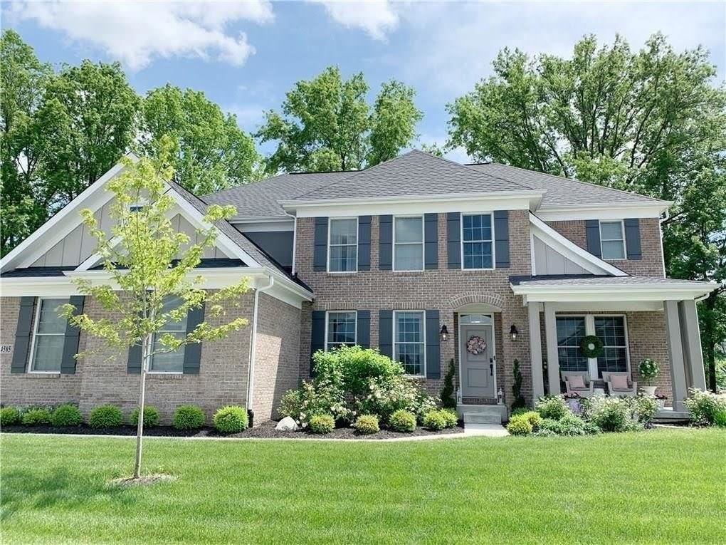14585 Crystal Rock Court, Fishers, IN 46037 - #: 21748352