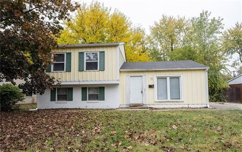 Photo of 5426 West 35th Street, Indianapolis, IN 46224 (MLS # 21750353)