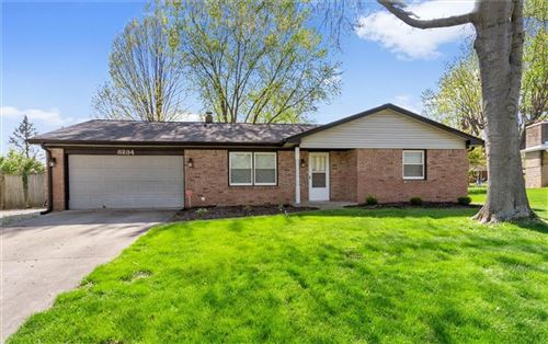 Photo of 8234 Laura Lynne Lane, Indianapolis, IN 46217 (MLS # 21785354)
