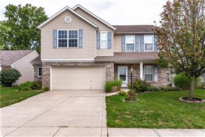 Photo of 12258 Weathered Edge, Fishers, IN 46037 (MLS # 21665355)