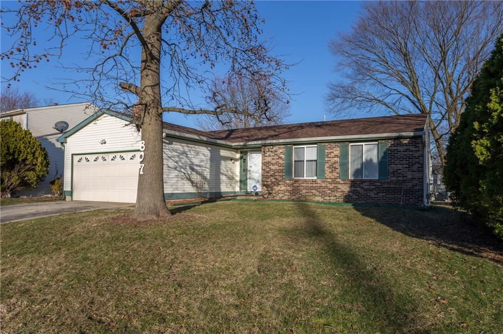 807 North BREMERTON Drive, Indianapolis, IN 46229 - #: 21696355