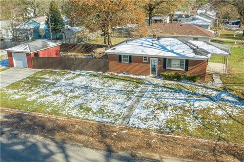 Photo of 1202 Nicholas Road, Indianapolis, IN 46220 (MLS # 21681356)