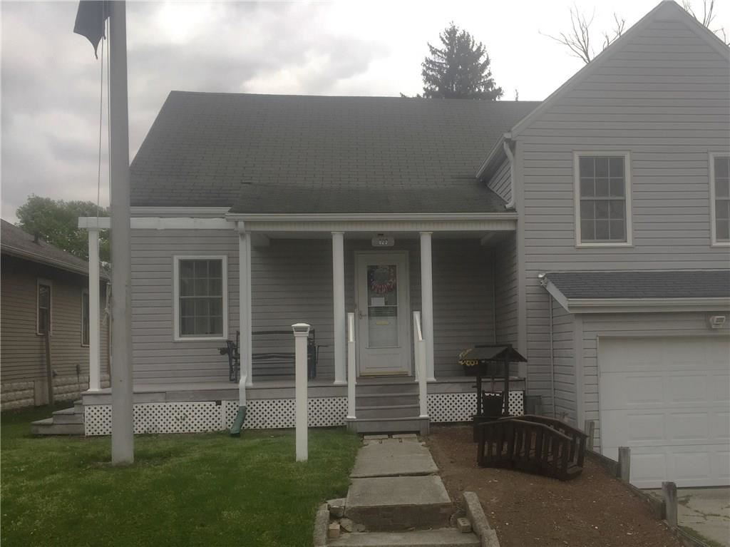 625 South 17th Street, New Castle, IN 47362 - #: 21711356