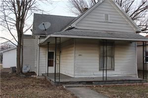Photo of 201 East 2nd Street, Russellville, IN 46175 (MLS # 21619357)