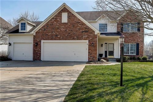 Photo of 8861 Lavender Court, Noblesville, IN 46060 (MLS # 21698357)