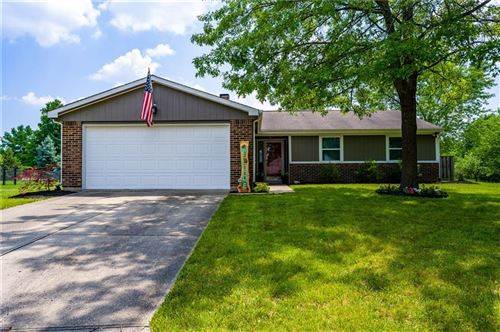 Photo of 7285 MONON Court, Indianapolis, IN 46256 (MLS # 21723357)