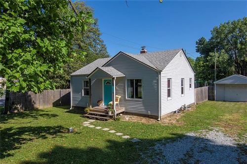 Photo of 5122 East 16th Street, Indianapolis, IN 46218 (MLS # 21724357)