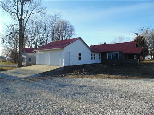 Photo of 8284 North State Road 109, Wilkinson, IN 46186 (MLS # 21758357)