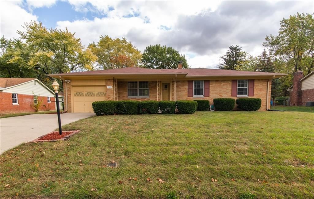 1245 North Gibson Avenue, Indianapolis, IN 46219 - #: 21676357
