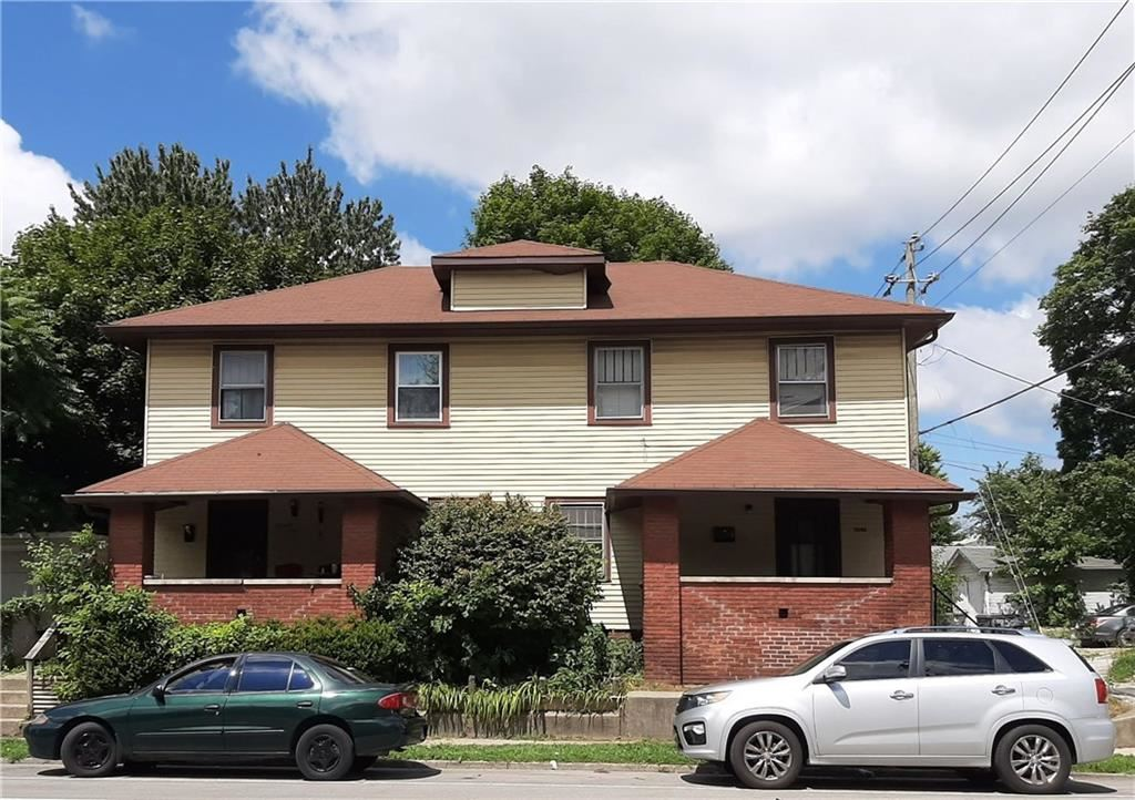 5046 East MICHIGAN Street, Indianapolis, IN 46201 - #: 21732357