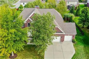 Photo of 8944 Shelburne, Zionsville, IN 46077 (MLS # 21655358)