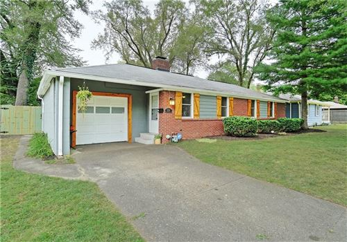 Photo of 1234 Rowin Road, Indianapolis, IN 46220 (MLS # 21739358)