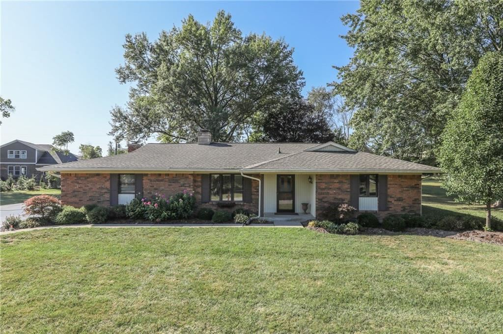 3955 Shadow Hill Court, Greenwood, IN 46142 - #: 21673358