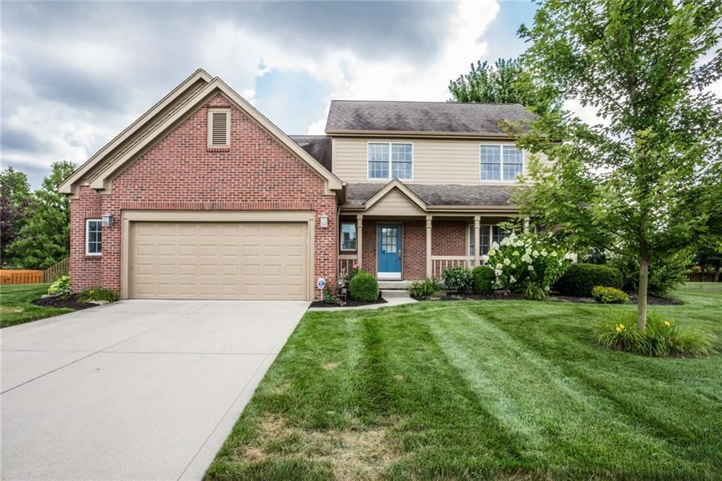 10913 Valley Forge Circle, Carmel, IN 46032 - #: 21697359