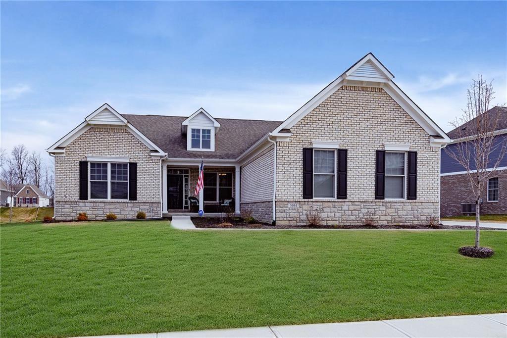 5044 Saddle Creek Lane, Noblesville, IN 46060 - #: 21698359