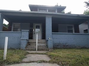 Photo of 1835 North Rural Street, Indianapolis, IN 46218 (MLS # 21656360)