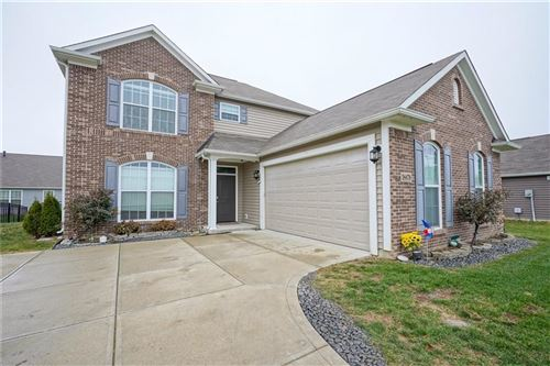 Photo of 18879 Silver Wing Court, Noblesville, IN 46060 (MLS # 21681360)