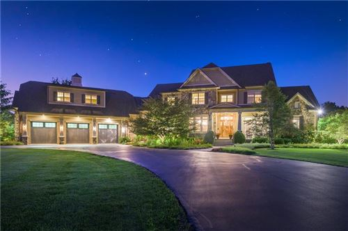 Photo of 7490 Hunt Country Lane, Zionsville, IN 46077 (MLS # 21683360)