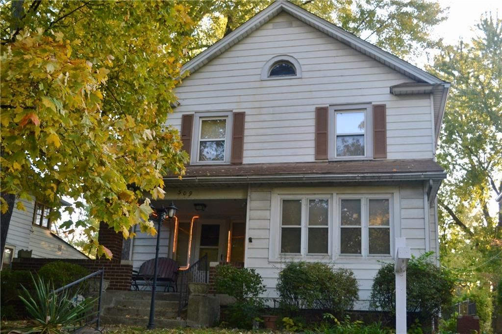 509 Woodruff Place East Drive, Indianapolis, IN 46201 - #: 21678360