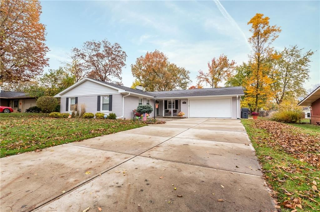 2804 Greenbriar Road, Anderson, IN 46011 - #: 21749360