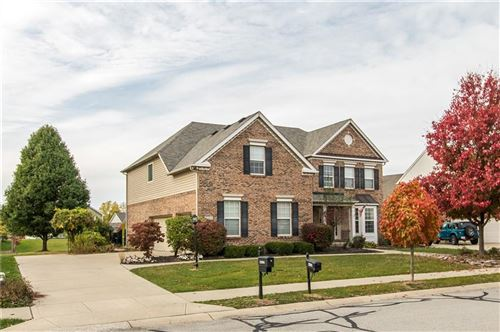 Photo of 12394 Westmorland Drive, Fishers, IN 46037 (MLS # 21678361)