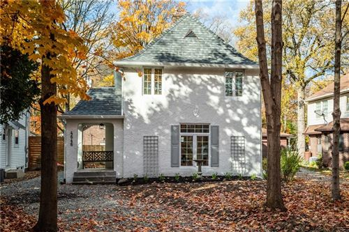 Photo of 4646 North Kenwood Avenue, Indianapolis, IN 46208 (MLS # 21748361)