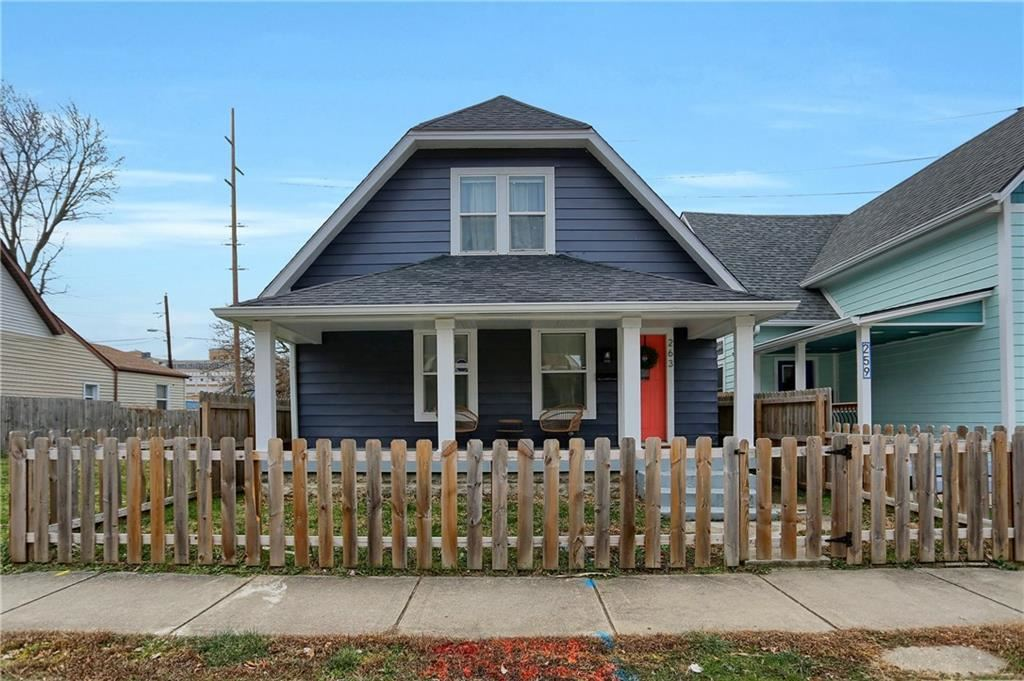 263 East Caven Street, Indianapolis, IN 46225 - #: 21759361